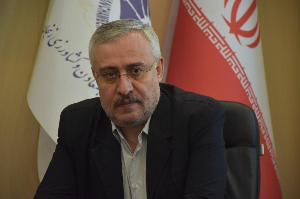 رئیس اتاق بازرگانی زنجان یگانه