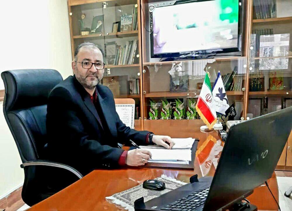 رئیس کمیته کودک و نوجوان کنگره ۳۵۳۵ شهید زنجان: