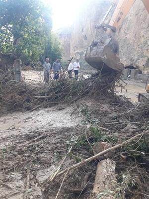 خسارت بیش از 5 میلیارد ریالی سیلاب به تاسیسات آبرسانی روستای گلابر