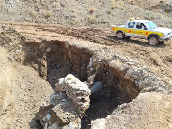 پاکسازی مناطق سیلزده استان توسط 10تیم عملیاتی