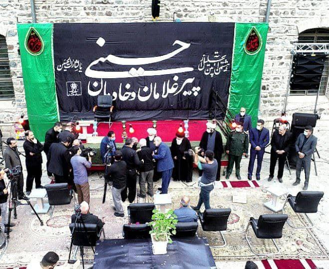 برگزاری هشتمین همایش تجلیل از پیرغلامان حسینی